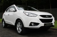 USED 2013 13 HYUNDAI IX35 1.7 PREMIUM CRDI 5d 114 BHP A GREAT VALUE IX35 WITH FULL SERVICE AND HIGH SPECIFICATION!!!