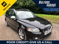 USED 2011 61 VOLVO V50 1.6 D2 R-DESIGN EDITION 5d 113 BHP