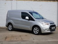 2015 FORD TRANSIT CONNECT 1.6 200 LIMITED P/V 1d 114 BHP £8488.00
