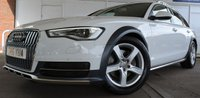 2016 AUDI A6 3.0 ALLROAD TDI QUATTRO 5d AUTO 215 BHP £23999.00