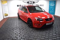 USED 2006 56 FORD FOCUS 2.5 SIV ST-2 3dr Low Mileage ST, FSH, Warranty