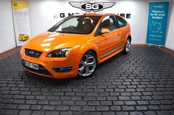 2007 FORD FOCUS 2.5 SIV ST-2 3dr £5865.00