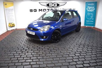 2007 FORD FIESTA 2.0 ST 3dr £2465.00