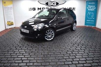 2007 FORD FIESTA 2.0 ST 3dr £2965.00