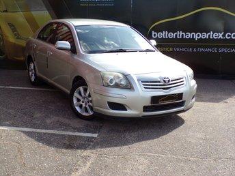 2006 TOYOTA AVENSIS 1.8 T3-S VVT-I 5d 127 BHP 75,000 MILES £1795.00