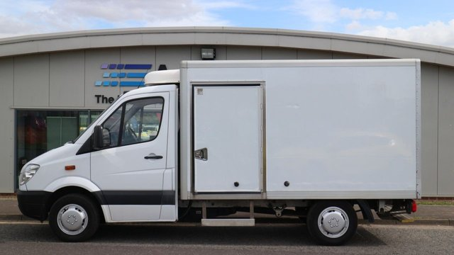 USED 2013 13 MERCEDES-BENZ SPRINTER 2.1 313 CDI C/C MWB 1d 129 BHP LOW DEPOSIT OR NO DEPOSIT FINANCE AVAILABLE