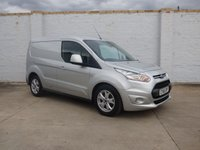 2016 FORD TRANSIT CONNECT 1.6 200 LIMITED P/V 1d 114 BHP £7988.00