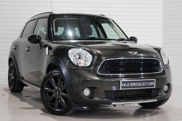 2015 15 MINI COUNTRYMAN 1.6 COOPER D ALL4 CHILI PACK