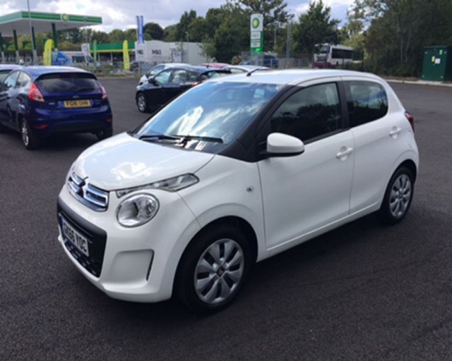 2016 66 CITROEN C1 1.0 FEEL VTi