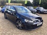 2016 VOLKSWAGEN GOLF 2.0 GTD DSG 5d AUTO 182 BHP £15500.00