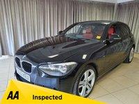 USED 2014 63 BMW 1 SERIES 2.0 120D XDRIVE M SPORT 5d 181 BHP