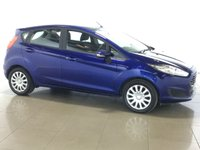 USED 2016 65 FORD FIESTA 1.5 STYLE TDCI 5d 74 BHP 1 OWNER | AIR CONDITIONING |