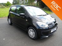 USED 2014 14 VOLKSWAGEN UP 1.0 MOVE UP 5d 59 BHP Low Miles For Age! Cheap To Tax! Cheap Insurance! Air Con, DAB Radio