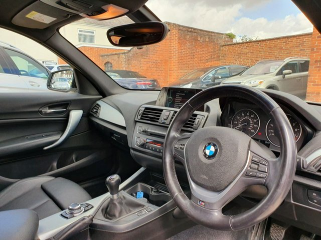 BMW 1 SERIES at Kiteley Motors