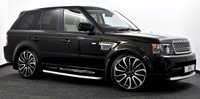 USED 2012 62 LAND ROVER RANGE ROVER SPORT 3.0 SD V6 Autobiography Sport 4X4 5dr Auto [8] F/S/H (6 Stamps), Immaculate!