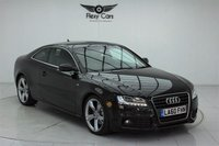 USED 2010 60 AUDI A5 2.0 TFSI S LINE SPECIAL EDITION 2d AUTO 208 BHP