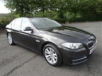 2013 BMW 5 SERIES 2.0 520D SE 4d 181 BHP £8390.00