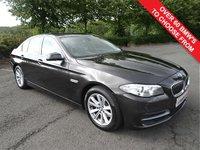 USED 2013 63 BMW 5 SERIES 2.0 520D SE 4d 181 BHP
