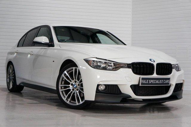 2014 14 BMW 3 SERIES 2.0 320D M SPORT AUTO (SAT NAV)