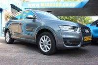 USED 2014 14 AUDI Q3 2.0 TDI QUATTRO SE 5dr 138 BHP NEED FINANCE??? APPLY WITH US!!!