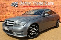 2012 MERCEDES-BENZ C CLASS 2.1 C250 CDI BLUEEFFICIENCY AMG SPORT PLUS 2d AUTO 202 BHP £7990.00