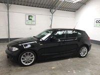 USED 2010 59 BMW 1 SERIES 2.0 116D M SPORT 5d 114 BHP