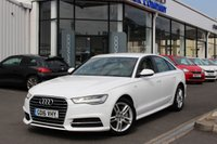 USED 2016 16 AUDI A6 SALOON 3.0 TDI V6 S line S Tronic quattro (s/s) 4dr
