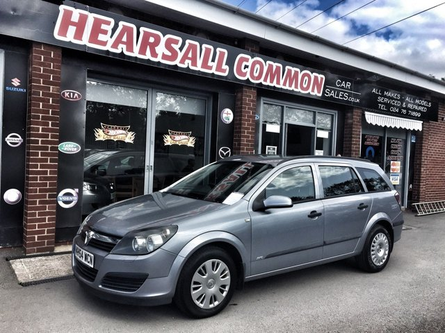 USED 2005 54 VAUXHALL ASTRA 1.6 LIFE 16V TWINPORT 5d 100 BHP