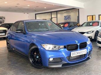2013 BMW 3 SERIES 2.0 320I XDRIVE M SPORT 4d AUTO 181 BHP £13990.00