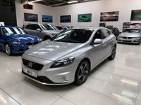 2015 VOLVO V40 2.0 T2 R-DESIGN 5d 120 BHP HATCH £9795.00
