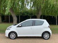 2013 TOYOTA AYGO 1.0 VVT-I MOVE MM 5d AUTO 68 BHP £SOLD