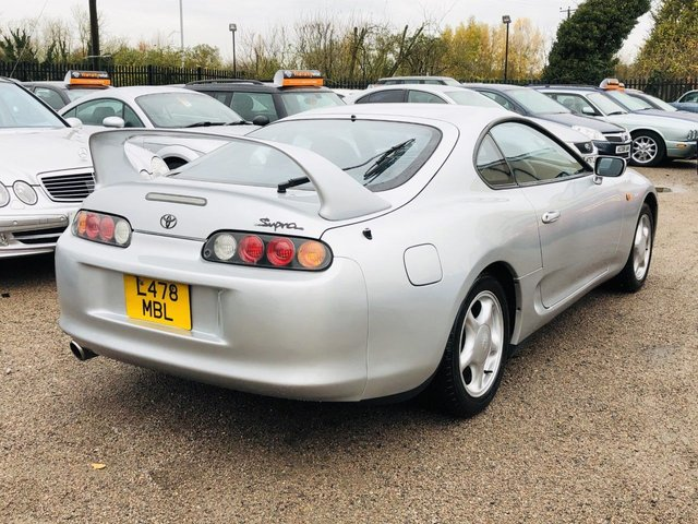 View our TOYOTA SUPRA