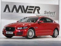 USED 2015 65 JAGUAR XE 2.0 PRESTIGE 4d 161 BHP