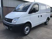 2007 LDV MAXUS 2.5 CDTI 95PS SWB 2800KG **LOW MILEAGE**NO VAT** £2495.00