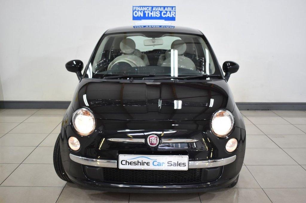 2013 Fiat 500 Lounge £4,295