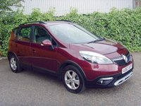 2013 RENAULT SCENIC 1.6 XMOD DYNAMIQUE TOMTOM DCI S/S 5d 130 BHP £6299.00