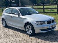 2009 BMW 1 SERIES 2.0 118D SE 5d AUTO 141 BHP £6495.00