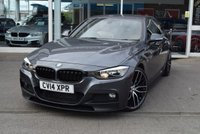 USED 2014 14 BMW 3 SERIES 3.0 330D M SPORT 4d AUTO 255 BHP FINANCE TODAY WITH NO DEPOSIT
