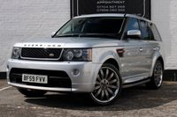 USED 2009 59 LAND ROVER RANGE ROVER SPORT 3.0 TDV6 HSE 5d AUTO 245 BHP - OVERFINCH