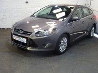 2011 FORD FOCUS 1.6 TITANIUM 5d 148 BHP £5790.00