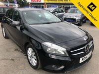 USED 2014 14 MERCEDES-BENZ A CLASS 1.5 A180 CDI ECO SE 5d 109 BHP IN METALLIC BLACK WITH 53,000 MILES AND A FULL SERVICE HISTORY! APPROVED CARS AND FINANCE ARE PLEASED TO OFFER THIS MERCEDES-BENZ A CLASS 1.5 A180 CDI ECO SE 5 DOOR 109 BHP IN METALLIC BLACK WITH 53,000 MILES AND A FULL SERVICE HISTORY. THIS VEHICLE HAS A GREAT SPEC SUCH AS BLUETOOTH, ALLOY WHEELS, CD PLAYER, AIR CONDITIONING AND MUCH MORE. THIS VEHICLE IS IN A IMMACULATE CONDITION AND DRIVES SUPERB NOT A VEHICLE TO BE MISSED FOR FURTHER INFORMATION PLEASE CALL ON 01622871555.