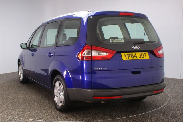 FORD GALAXY at Dace Motor Group