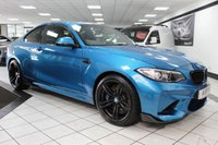 USED 2017 17 BMW M2 3.0 M2 365 BHP M PERFORMANCE KIT & EXHAUST!