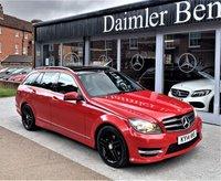 2014 MERCEDES-BENZ C 220 C220 AMG Sport Edition Premium Plus Auto Estate £12995.00