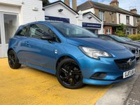USED 2017 17 VAUXHALL CORSA 1.0 LIMITED EDITION ECOFLEX S/S 3d 113 BHP NO DEPOSIT FINANCE AVAILABLE