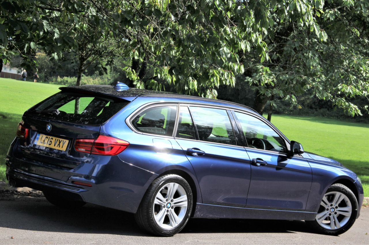 2016 BMW 3 Series 320d Sport Touring £11,991