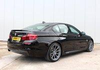 USED 2015 15 BMW 5 SERIES 2.0 520D M SPORT 4d AUTO 188 BHP