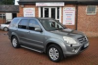 2007 HONDA CR-V 2.0 I-VTEC EXECUTIVE 5d 148 BHP £2695.00