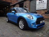 USED 2018 18 MINI HATCH COOPER 2.0 COOPER S 3d 189 BHP (Navigation & Apple Carplay)