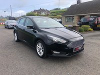USED 2015 FORD FOCUS 1.5 ZETEC TDCI 120 BHP (FREE ROAD TAX)